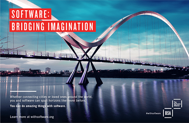 Software: Bridging Imagination