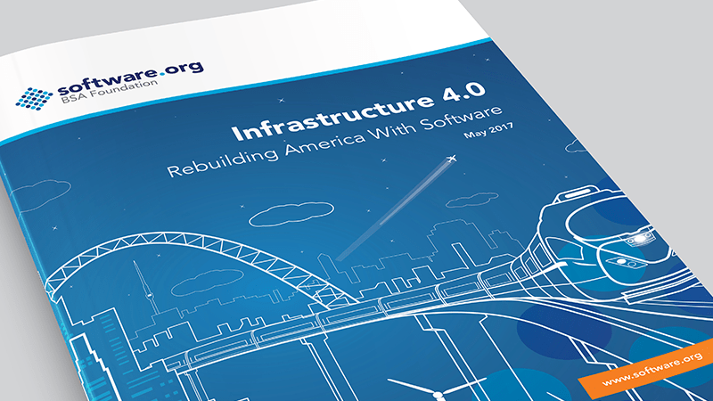 Infrastructure 4.0: Rebuilding America With Software Cover Image