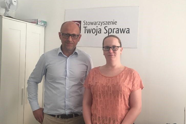 Twoja Sprawa (Your Case)